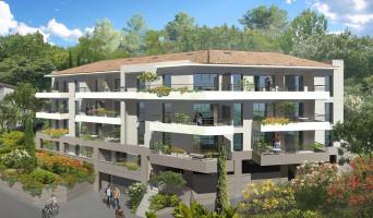 Nice programme immobilier neuve « Carré des Fleurs »