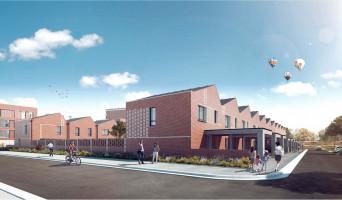 Armentières programme immobilier neuve « L'Héritage Motte Cordonnier »  (2)