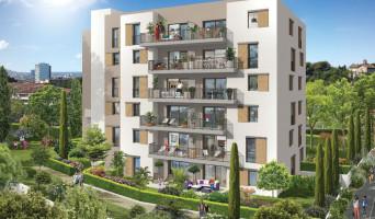 Marseille programme immobilier neuve « Colline d'Azur »