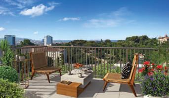 Marseille programme immobilier neuve « Colline d'Azur »  (2)