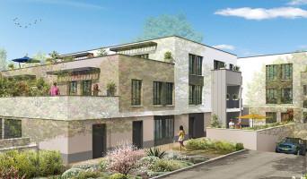 Montgeron programme immobilier neuve « Aquarelle » en Loi Pinel  (2)