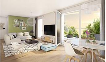 Montgeron programme immobilier neuve « Aquarelle » en Loi Pinel  (3)