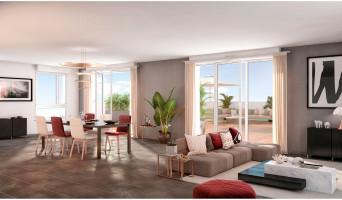 Saint-Orens-de-Gameville programme immobilier neuve « Toscani » en Loi Pinel  (2)