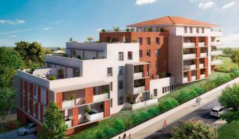 Saint-Orens-de-Gameville programme immobilier neuve « Toscani » en Loi Pinel  (3)