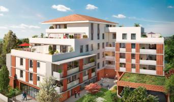 Saint-Orens-de-Gameville programme immobilier neuve « Toscani » en Loi Pinel  (4)