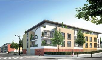 Corbeil-Essonnes programme immobilier neuve « Green Park »