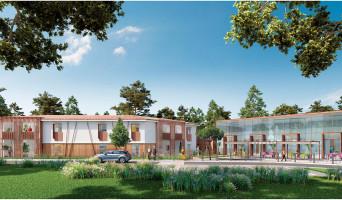 Saint-Aubin-de-Médoc programme immobilier neuve « Domaine de Villepreux - La Résidence »