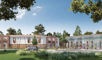 Saint-Aubin-de-Médoc programme immobilier neuve « Domaine de Villepreux - La Résidence »  (2)