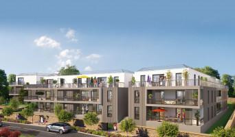 Arradon programme immobilier neuve « Ambre »