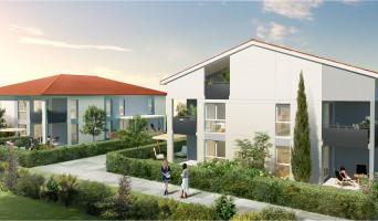 Cugnaux programme immobilier neuve « Les Jardins d'Elodie »