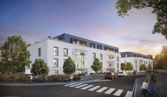 Angers programme immobilier neuve « Le Clos Saint Martin »