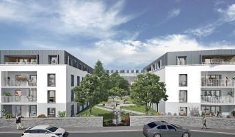 Angers programme immobilier neuve « Le Clos Saint Martin »  (2)