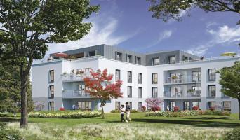 Angers programme immobilier neuve « Le Clos Saint Martin »  (3)