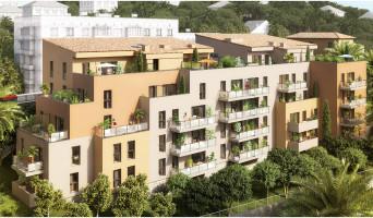 Grasse programme immobilier neuve « Villa Pauline »