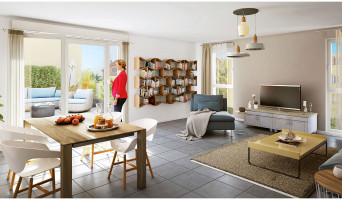 Grasse programme immobilier neuve « Villa Pauline »  (2)