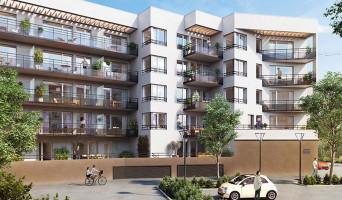 Les Ulis programme immobilier neuve « Harmonie »  (2)