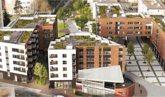 Les Ulis programme immobilier neuve « Harmonie »  (3)