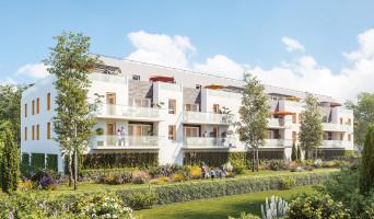 Mérignac programme immobilier neuve « Mandala »