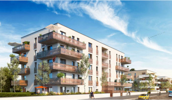 Huningue programme immobilier neuve « L'Ariane »