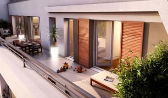 Huningue programme immobilier neuve « L'Ariane »  (2)