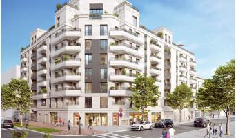 Saint-Ouen-sur-Seine programme immobilier neuve « Society »