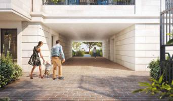 Saint-Ouen-sur-Seine programme immobilier neuve « Society »  (3)