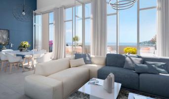 Roquebrune-Cap-Martin programme immobilier neuve « New Majestic »  (3)