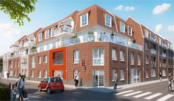 La Madeleine programme immobilier neuve « City Fil »