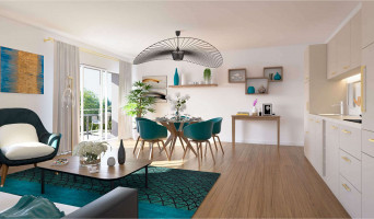 La Madeleine programme immobilier neuve « City Fil »  (3)