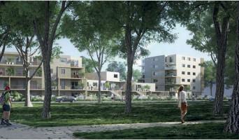 Nantes programme immobilier neuve « Arenae »