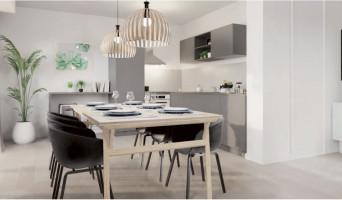Nantes programme immobilier neuve « Arenae »  (2)