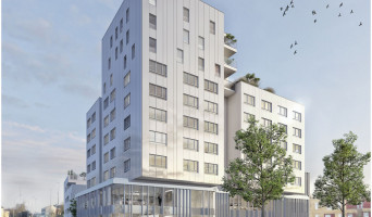 Rennes programme immobilier neuf « My Campus »