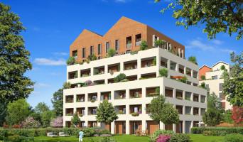 Neuilly-sur-Marne programme immobilier neuve « Les Apparts – Côté Jardin »