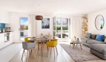 Neuilly-sur-Marne programme immobilier neuve « Les Apparts – Côté Jardin »  (3)