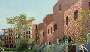 Lille programme immobilier neuve « Parenthèse Verte »  (2)