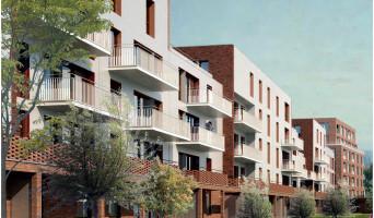 Lille programme immobilier neuve « Parenthèse Verte »  (3)