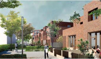 Lille programme immobilier neuve « Parenthèse Verte »  (4)