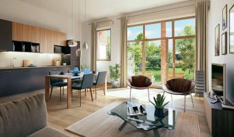 Lille programme immobilier neuve « Parenthèse Verte »  (5)