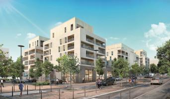 Rillieux-la-Pape programme immobilier neuve « Evolution »