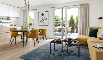 Montesson programme immobilier neuve « Le Hameau des Dames »  (4)