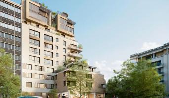 Rueil-Malmaison programme immobilier rénové « Connexion » en loi pinel