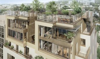 Rueil-Malmaison programme immobilier neuve « Connexion »  (2)