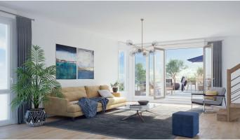 Rueil-Malmaison programme immobilier neuve « Connexion »  (3)