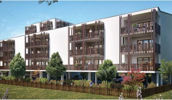 Lormont programme immobilier neuve « Villa Elina »
