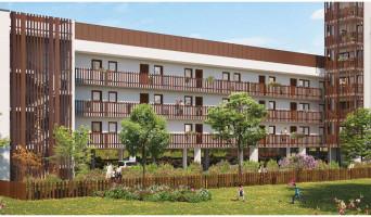 Lormont programme immobilier neuve « Villa Elina »  (2)