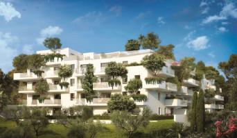 Montpellier programme immobilier neuve « Sky Lodge » en Loi Pinel