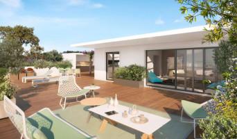 Montpellier programme immobilier neuve « Sky Lodge » en Loi Pinel  (2)