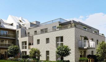 Lille programme immobilier neuve « Convergence »