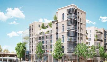 Colombes programme immobilier neuve « Ovation Magellan »