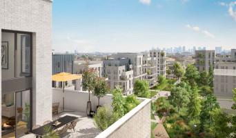 Colombes programme immobilier neuve « Ovation Magellan »  (3)